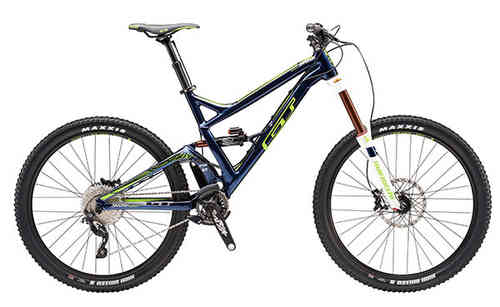 "GT Sanction Expert 27,5"" Azul"
