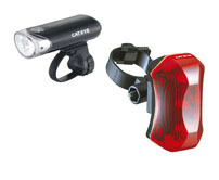 Kit Luces Cateye Faro EL130/Piloto LD170