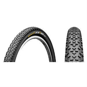 2 Uds. Cubierta Race King 29x2,20 Tubeless Ready Plegable Negra