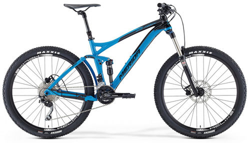 Merida One Forty 7 500 Azul-Negro