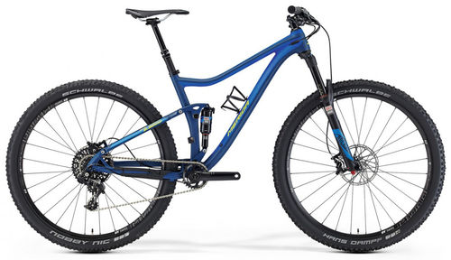 Merida One Twenty 9/7 8000 Azul