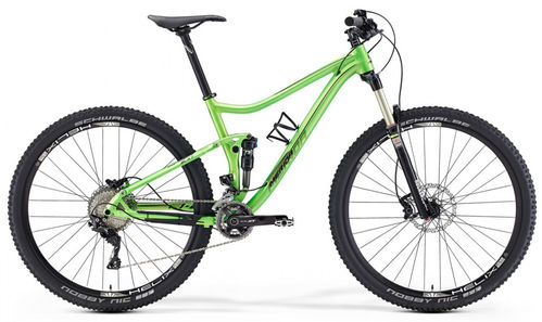 Merida One Twenty 9/7 XT Verde
