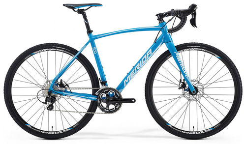 Merida Cyclocross 500 Azul-Blanca