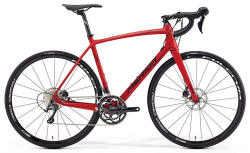 Merida Ride 5000 Disc Roja-Negra